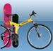 スノーボード、自転車
